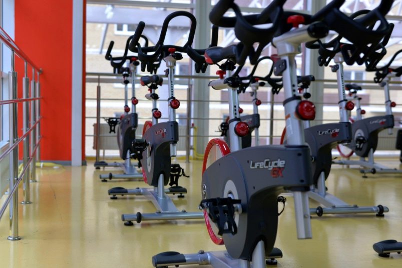 vyberomat.cz indoor cycling bike